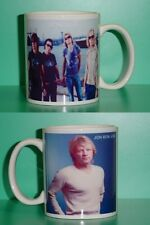 BON JOVI Band - Jon - with 2 Photos - Designer Collectible GIFT Mug 02