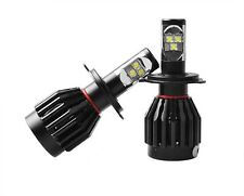 H4 Car LED Headlight Bulb CREE XML Hi/Lo Beam 80W 9000LM For Truck Auto Lamp