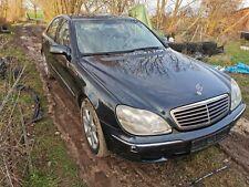 Mercedes W220 320 CDI mit Tüv!