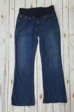 Adriano Goldschmied maternity jeans 32 Angel boot cut A10
