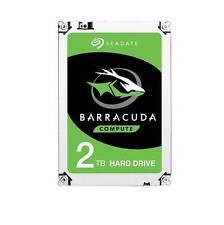 """Seagate BarraCuda ST2000LM015 2TB SATA 6Gb/s 128MB 2.5"""" Hard Drive Height 7mm"""