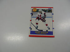 Kory Kocur 1990 Score NHL Prospect ROOKIE CARD #384