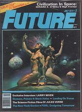 Future July 1978 #3 Larry Niven, Galactica EX 010716DBE