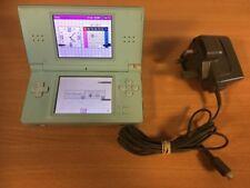 Nintendo DS Lite Console Portable Turquoise - * travailler mais lignes sur écran * D18