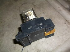 Omron LY4N Relay and Base Socket 27Z8Y3 *FREE SHIPPING*