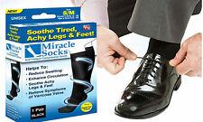 Chaussettes de contention, compression anti-fatigue  Miracle Socks