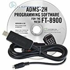 ADMS-2H Kabel Datenkabel und Software für FT-8900 700009