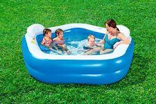 BESTWAY a forma di Pentagono famiglia divertente piscina
