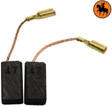 Spazzole di Carbone BOSCH GWS 6-100  - 5x8x15,5mm - Con arresto auto