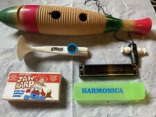 Percussion Instruments Lot
