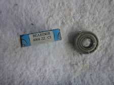 NIB  EBC Bearing           6004 ZZ C3
