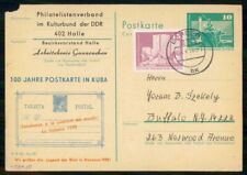 Mayfairstamps Germany Event 1976 Card Bergen 100 Jahre Postkarte In Habana wwk31
