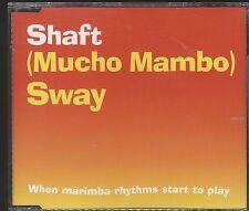 Shaft - Mucho Mambo CD Single
