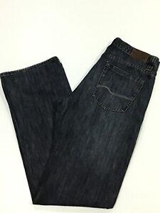 Jag Jeans Low Rise Boot Cut Denim Jeans Mens Size 32