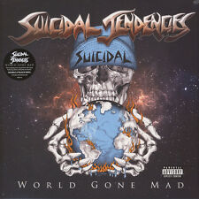 Suicidal Tendencies - World Gone Mad Black Vinyl  (2LP - 2016 - US - Original)