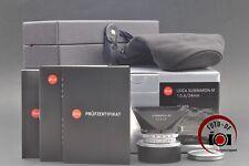 Leica Summaron M 5.6/28mm 11695 6bit del 04.07.17 foto-DF rivenditore // 200068