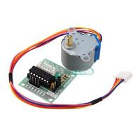 5PCS 5V Stepper Motor 28BYJ-48 + Drive Test Module Board ULN2003 5 Line 4 Phase