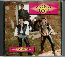Zona Roja  Pura Candela   BRAND  NEW SEALED  CD