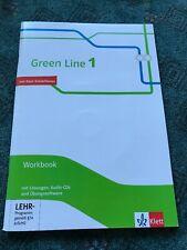Green Line 1,2,3,4,5. Workbook mit Lösungen. Leistungsmessung auf Anfrage.