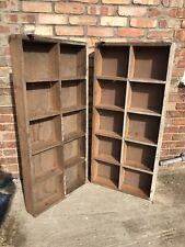 More details for vintage haberdashery pigeonholes x 2