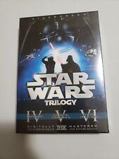 Star Wars Trilogy Original Theater Versions DVD 6-Disc Set - NEW Sealed remaster