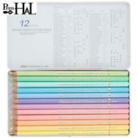 New Holbein colored pencils 12 color pastel tone set from Japan