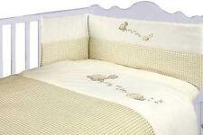 Unbranded Cotton Blend Cot Nursery Bedding Sets
