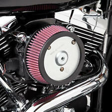 Harley FLSTS 00-03Big Sucker Stage 1 Air Cleaner w/o Cvr Std Plain by Arlen Ness