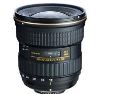 Tokina 12 - 28 mm / F 4,0 AT-X PRO DX 12 mm-Objektiv  Canon EF / EF-S-Anschluss
