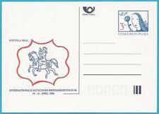 Czech Republic from 1996 Mint Ganzsachenpostkarte No. P18 A1