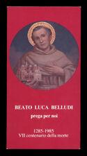 santino-holy card B.LUCA BELLUDI