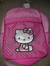 Hello Kitty Adj straps backpack  NWT