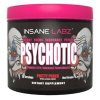 INSANE LABZ PSYCHOTIC HERS 30 Servings