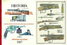 Arma De Fogo Portatil, Historia de 1887