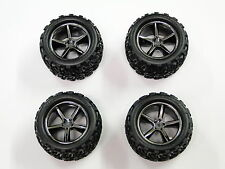 NEW TRAXXAS 1/16 E-REVO Wheels & Tires VXL RE26
