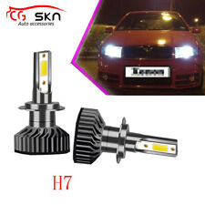 FOR Skoda Fabia VRS H7 6000k LED Xenon HID Conversion Headlight Kit ✔