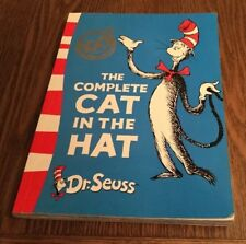 The Complete Cat In The Hat.  Paperback Book. Dr. Seuss 2004