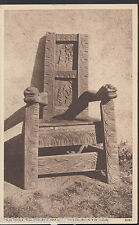 Devon Postcard - Old Uncle Tom Cobley's Chair, Widecombe-In-The-Moor   RT1166