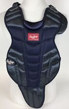 Rawlings Youth Chest Protector Blue - For Ages 9-12