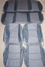 2013-2017 Dodge Ram Crew Cab 1500/2500/3500 Factory leather seat covers