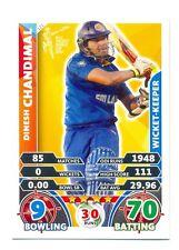 2015 Topps Cricket Attax ICC World Cup #121 Dinesh Chandimal - Sri Lanka