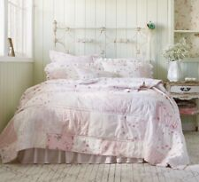 Rachel Ashwell Simply Shabby Chic Ditsy Pink ROSE Patchwork Full/Queen Quilt