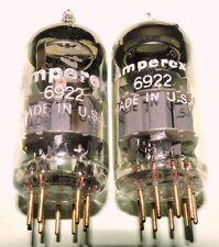Bid for one 6922 Amperex Premium Quality