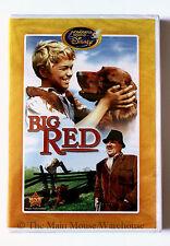 The Wonderful World of Disney Irish Setter Dog Wilderness Movie Big Red on DVD