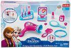 Disney Frozen Full Beauty Set 14pc Play Toy Hairdryer Perfume Elsa Anna Princess