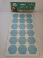 NEW 72 Count Package of Easy Peel Spice Jar Labels Stickers by The Pioneer Woman