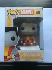 COLOSSUS 60 Marvel X-Men Funko POP With PROTECTOR