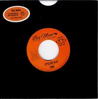 THE WEBS Little Girl Blue / Don't.. New Northern Soul 45 Vinyl *Listen (Big Man)