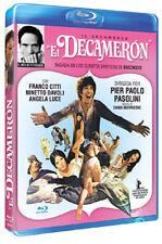 The Decameron NEW Arthouse Blu-Ray Disc Pier Paolo Pasolini Franco Citti