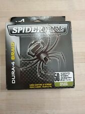 Spiderwire Dura-4 Braid Fishing Line 50 lb